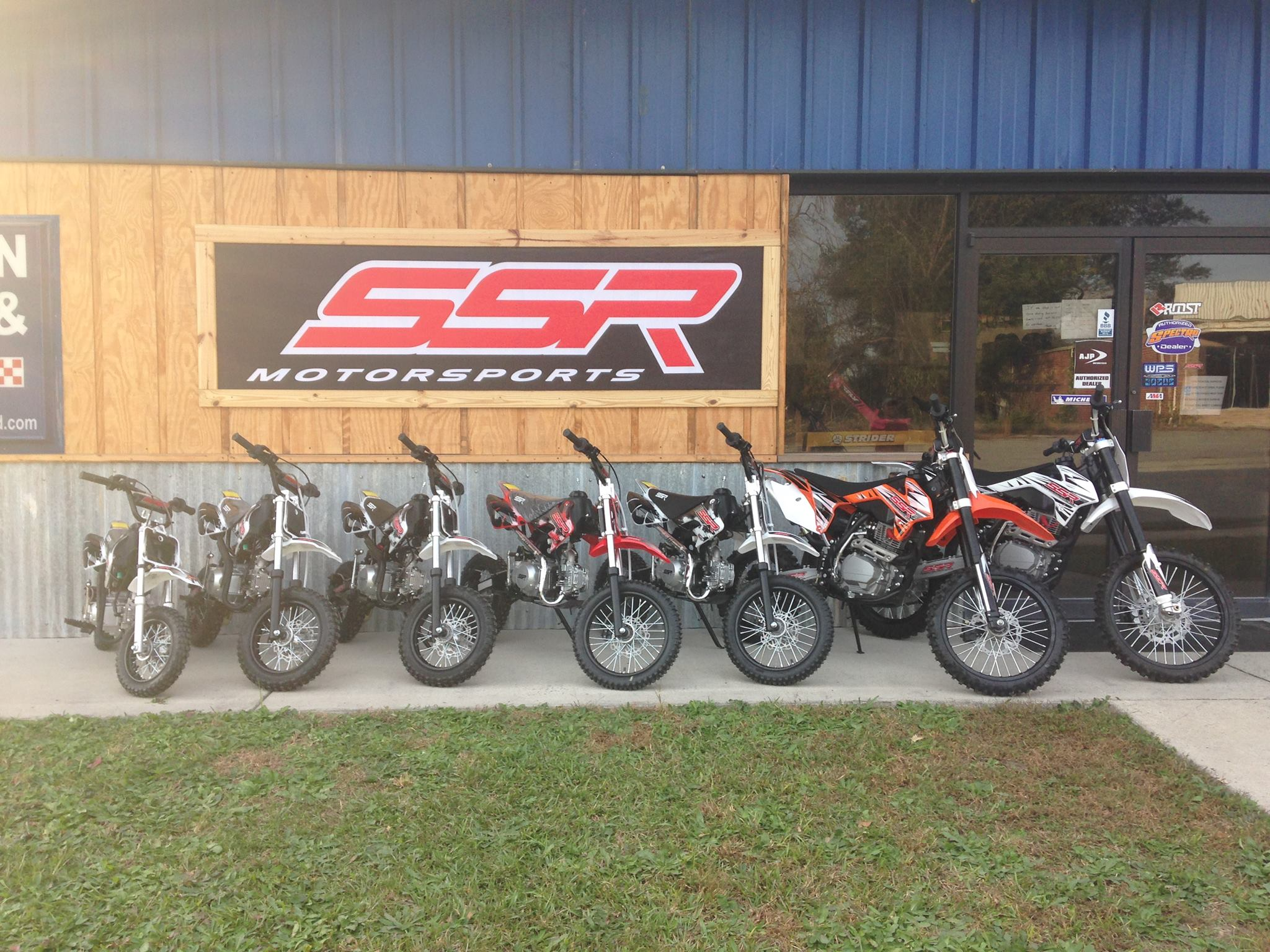ajp georgia with AJP dirt bikes, Benelli ssr motorcycles, mini bikes and dual sports and ODES utility vehicles